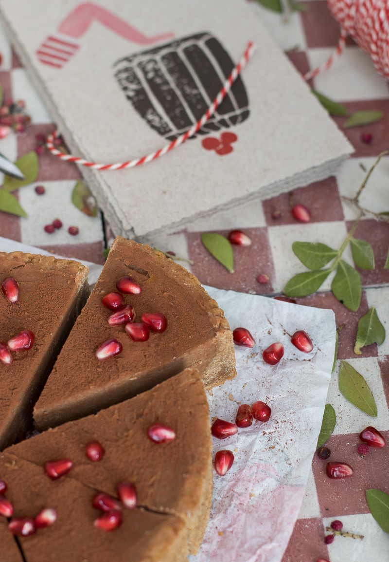 Τάρτα Σοκολάτας