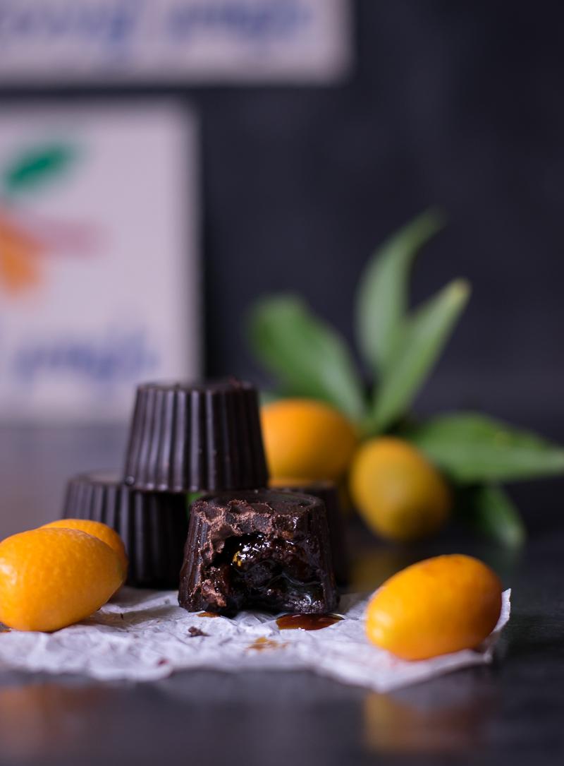 Σοκολατάκια με Γέμιση